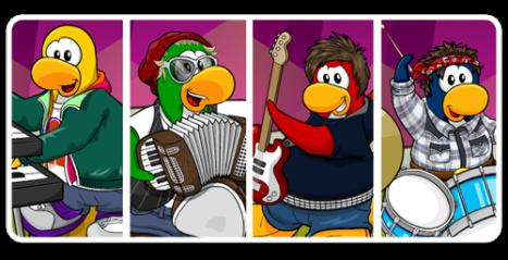 Penguin Band Tracker 2011 | Jps42 Club Penguin Cheats